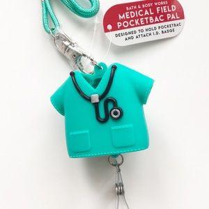 B&BW Green Medical Field PocketBac Holder